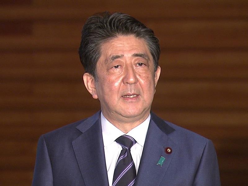 安倍首相、緊急事態宣言の一部解除を発表