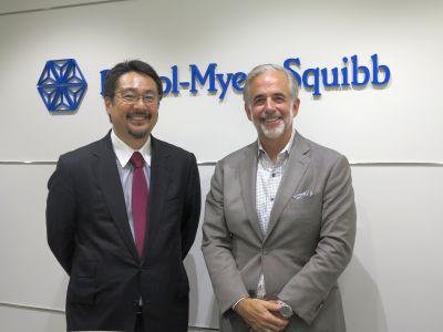 米BMS社Biondi氏、「癌免疫では化学療法やTKIとの併用療法開発に注力」