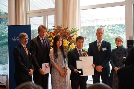 ベルツ賞、エピジェネティクス研究の国がんの牛島分野長らが受賞