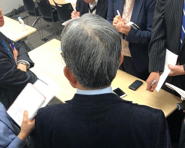 武田薬品の将来を考える会、Shire社買収「反対票は25%近くまで高まってきた」