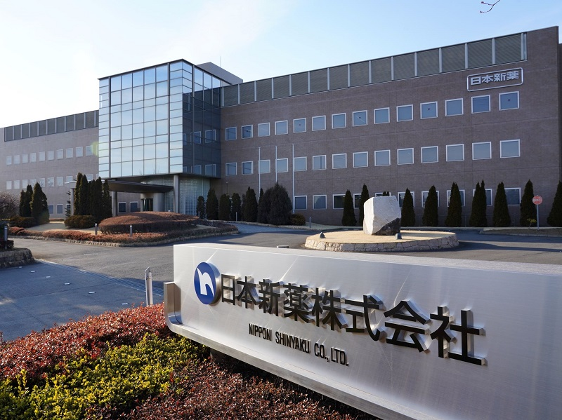 日本新薬、核酸医薬の筋ジストロフィー治療薬は88億円の売り上げを計画